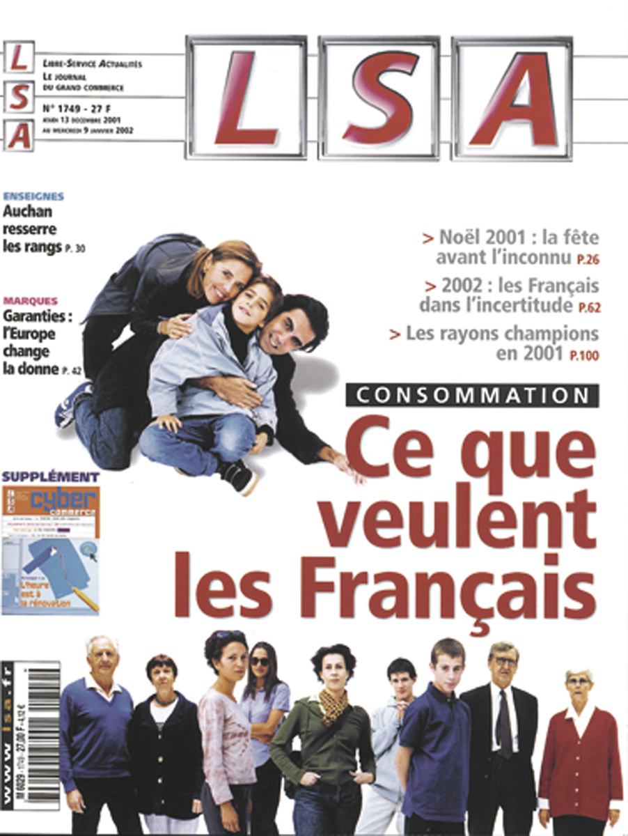 LSA - les francais